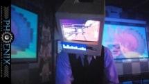 Macintosh Plus celebrates 25 years by becoming ultimate DJ headgear (video)