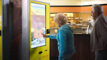 CaliBurger's new kiosk uses facial recognition to take orders