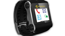 Qualcomm's Mirasol smartwatch display debuts in Appscomm Fashioncomm A1