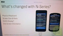 Details emerge of first BlackBerry 10 devices: touchscreen L and QWERTY N-Series
