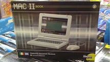 The Mac II Book