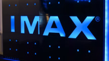 Cruiseliner's floating IMAX theater is a different kind of sunblock