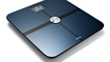 Withings Connected Body Scale remembers what you'd rather forget