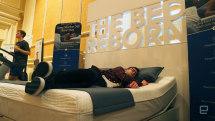 I took a nap on Sleep Number's auto-adjusting smart bed