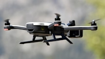 UK government is considering a drone pilot test