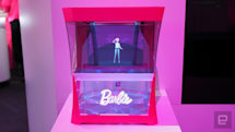 Barbie Hello Hologram is a tiny virtual friend for girls