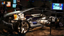 Hands-off with the Chevy Volt hydrogen concept powertrain
