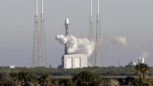 SpaceX completes its first US national security mission