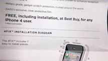 Best Buy to offer free invisibleSHIELD 4fix to aggravated iPhone 4 owners