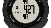 Garmin Approach S1 is the GPS watch for golfers, sends that caddy back to the shack