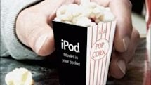 Clever iPod advertising in South Africa