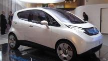 Pininfarina-designed B0 electric car debuts at Paris Motor Show