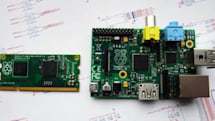 Raspberry Pi's computer now fits in the space of a tiny memory stick