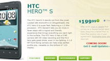 HTC Hero S coming to US Cellular next month alongside Wildfire S and Flyer