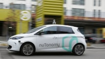 Delphi buys nuTonomy to bolster its self-driving car efforts
