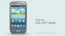Samsung Galaxy Axiom officially debuts, available on US Cellular for $79