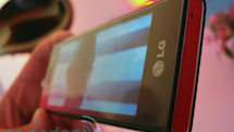 LG BL40 Chocolate Touch hands-on