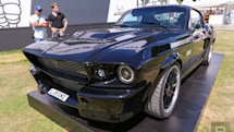 Charge's Mustang hides an EV inside classic American muscle