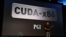 NVIDIA teams with PGI for CUDA-x86, gifts its brand of parallelism to the world