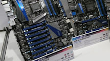 MSI reveals mad Sandy Bridge motherboard with eight PCIe slots, eight USB 3.0 ports, and three BIOS chips