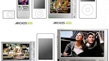 Archos's Generation 5 players are now available worldwide