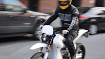 Engadget shreds on the Zero S all-electric motorcycle (with video!)