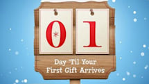 In the UK or Europe? Yule want Apple's 12 Days of Christmas app