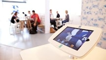 The Guardian opens pop-up coffee shop with iPads at the tables in London