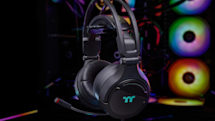 Thermaltake's latest gaming headset works with Alexa and Razer Chroma