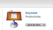 Buy individual iWork, iLife apps from the Mac App Store