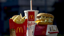 McDonald's will deliver your Big Mac, if you're in New York City