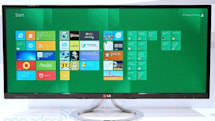 LG's EA93 29-inch display features 21:9 aspect ratio, we take a look at IFA (video)