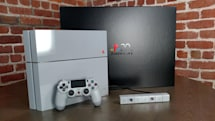 The first ever 20th Anniversary Edition PS4 could be back up for grabs