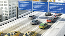 Continental gets automated vehicle approved for Nevada roads