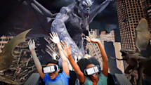 Six Flags adds a gaming twist to its VR roller coasters