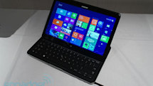 Samsung ATIV Q: hands-on with the company's new Windows-Android slider (video)