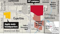 Apple buys former HP campus in Cupertino