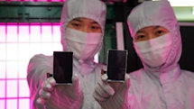 Samsung's new AMOLED production line should help ease smartphone display shortages