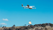 Alphabet brings burritos-by-drone delivery to Australia