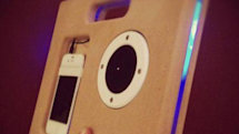 DIY iPhone boombox built with a ShopBot