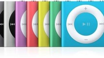 Apple adds new 'Space Gray' color option for iPod Touch, nano and shuffle