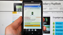 HTC HD7 costs €599 unlocked at Amazon.de, 7 Trophy priced at £430 in UK
