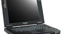 Panasonic's Toughbook 52 upgraded, shows its touchier side