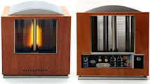 Mahogany art deco 'heater' houses Intel Ivy Bridge fanless home theater PC