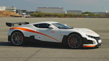 Volar-e EV racer goes for a test drive, hopes to turn heads
