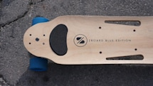Roaming CES on ZBoard's second-generation electric skateboard