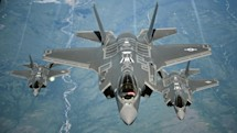 US Air Force says the F-35 is ready for combat