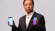 Samsung replaces its smartphone chief