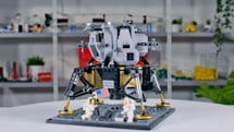 Lego is releasing an Apollo 11 Lunar Lander set for its 50th anniversary