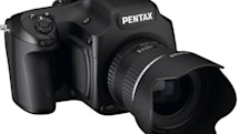 Pentax's 30 megapixel 645 Digital on track for 2010 release